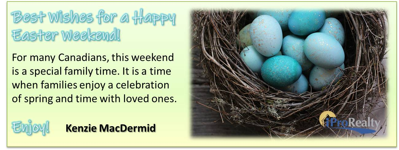Enjoy a safe and happy long weekend